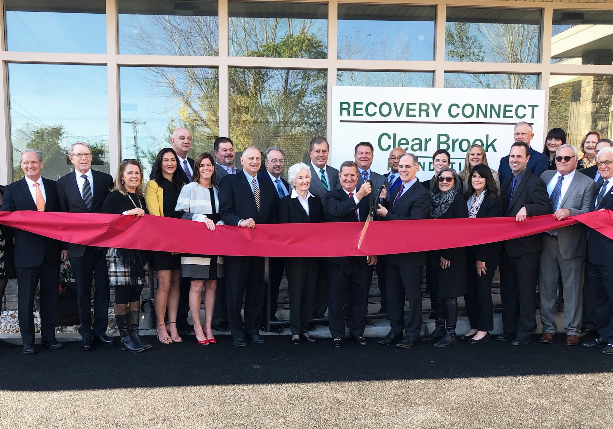 Clear Brook Foundation, Recovery Connect Center, Scranton, Recovery, Treatment, Community